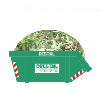Groenafval container huren