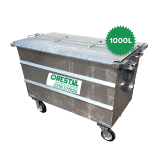 1000 liter rolcontainer