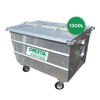 1300 liter rolcontainer