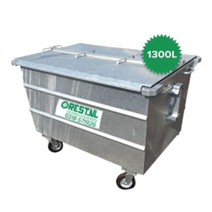 1300 liter rolcontainer