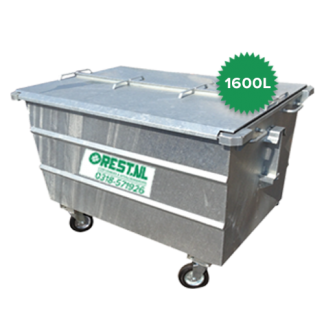 1600 liter rolcontainer