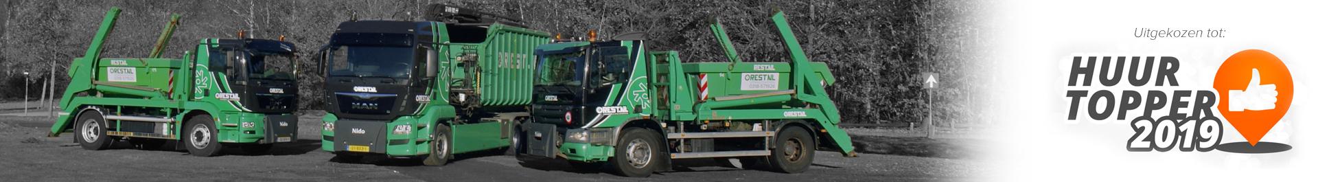 Container huren bij REST.nl