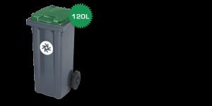 rolcontainer 120 liter