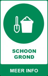 Schoon grond